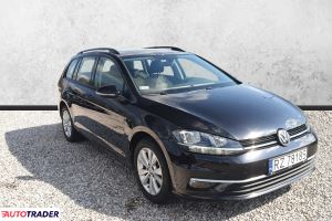 Volkswagen Golf 2017 1.6 115 KM