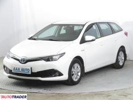 Toyota Auris 2016 1.8 134 KM