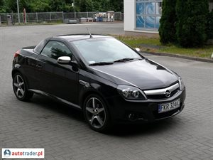 Opel Tigra 1.3 2008 r. - zobacz ofertę