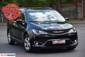 Chrysler Pacifica - zobacz ofertę