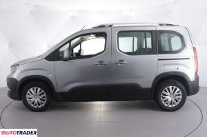 Peugeot Pozostałe 2019 1.5 102 KM