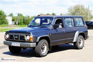 Nissan Patrol 2.8 1995 r. - zobacz ofertę