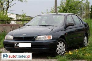Toyota Carina 1.6 1997 r. - zobacz ofertę