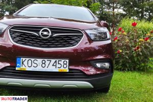 Opel Mokka 2017 1.4 140 KM