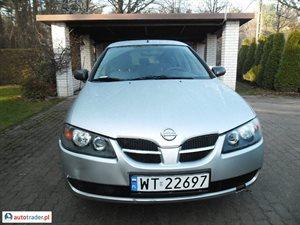 Nissan Almera, 2004r. - zobacz ofertę