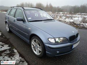 BMW 330 0.3 2002 r. - zobacz ofertę