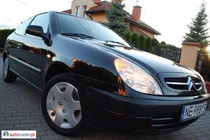 Citroën Xsara 1.4 2002 r. - zobacz ofertę