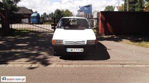Fiat Uno 1.0 1996 r. - zobacz ofertę