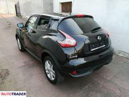 Nissan Juke 2016 1.2 115 KM