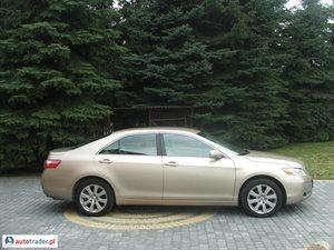 Toyota Camry 2.4 2007 r. - zobacz ofertę