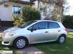 Toyota Auris 1.4 2008 r.,   29 000 PLN