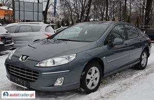 Peugeot 407 2.0 2009 r. - zobacz ofertę