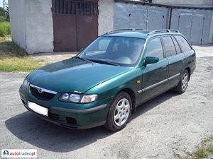 Mazda 626 2.0 1998 r. - zobacz ofertę