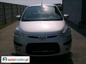Hyundai i10 1.2 2010 r. - zobacz ofertę