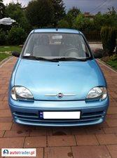 Fiat 600 1.1 2005 r. - zobacz ofertę
