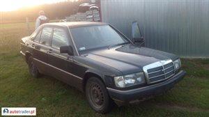 Mercedes W-201 (190) 2.5 1992 r. - zobacz ofertę