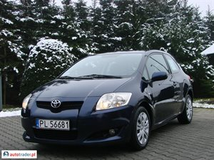 Toyota Auris 2.0 2007 r. - zobacz ofertę
