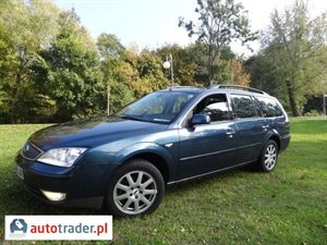 Ford Mondeo 2005 2.0 130 KM