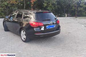 Opel Astra 2013 1.7