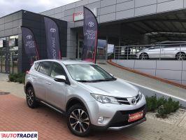 Toyota RAV 4 2014 2.0 152 KM