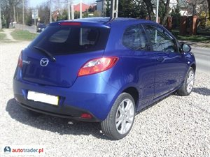 Mazda 2 2009 1.4 68 KM