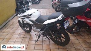 Honda CBF 2011