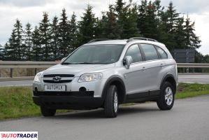 Chevrolet Captiva - zobacz ofertę
