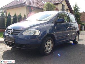 Volkswagen Fox 1.2 2008 r. - zobacz ofertę