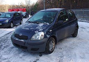 Toyota Yaris 1,0 3-drzwiowa hatchback 1.0 2003 r. - zobacz ofertę