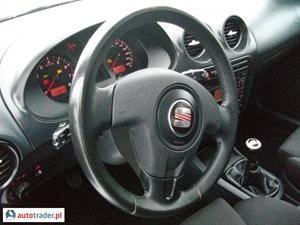 Seat Ibiza 2005 1.4 101 KM