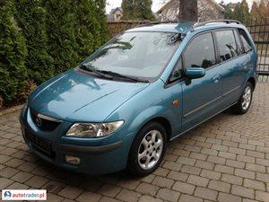 Mazda Premacy, 1999r. - zobacz ofertę