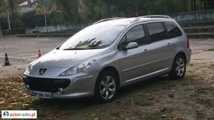 Peugeot 307 2.0 2006 r. - zobacz ofertę