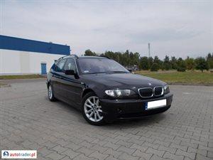 BMW 320, 2005r.,   21 900 PLN