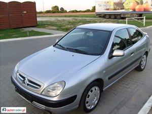 Citroën Xsara 1.6 2000 r.,   3 900 PLN