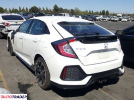 Honda Civic 2019 1