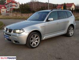 BMW X3 2006 2 150 KM