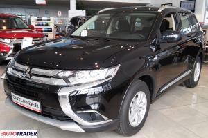 Mitsubishi Outlander - zobacz ofertę