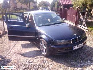 BMW 320 2.0 2000 r. - zobacz ofertę