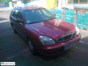 Daewoo Nubira 1.6 2000 r. - zobacz ofertę