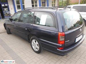 Opel Omega 2003 2.2 122 KM