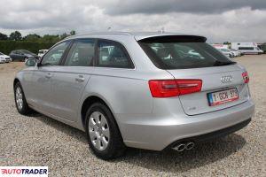 Audi A6 2013 2.0 136 KM