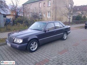 Mercedes W124, 1995r. - zobacz ofertę