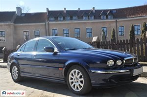 Jaguar X-Type 3.0 2002 r. - zobacz ofertę