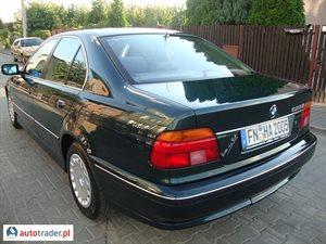 BMW 528 2.8 2000 r. - zobacz ofertę