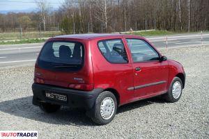 Fiat Seicento 1999 0.9 41 KM