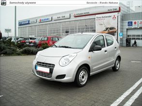 Suzuki Alto - zobacz ofertę