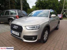 Audi Q3 2013 2.0 170 KM