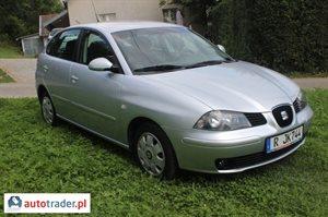 Seat Ibiza 2006 1.4 75 KM