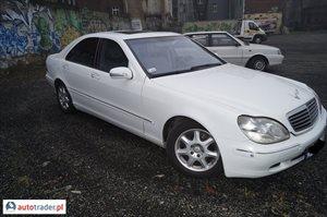 Mercedes 500 5.0 2000 r. - zobacz ofertę