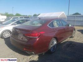Hyundai Genesis 2017 3
